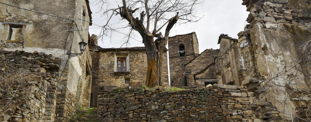 Senderismo De San Vicente de Labuerda a Escalona