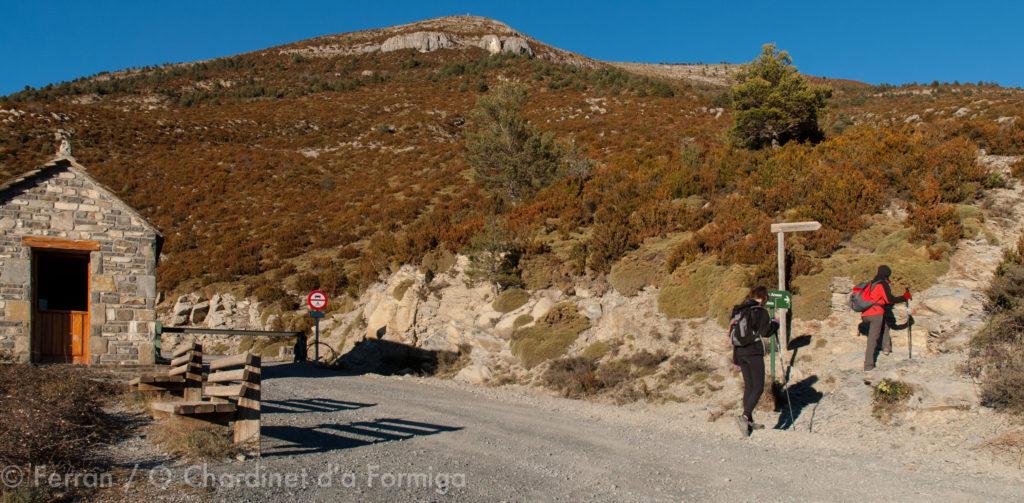 Mondoto un clasico del Parque Nacional de Ordesa y Monte Perdido